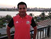 ضياء درويش رئيسا لجهاز كرة القدم بنادى الإعلاميين