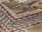 اكتشاف أرضية فسيفساء تعود للقرن الرابع فى مدينة نيسا القديمة