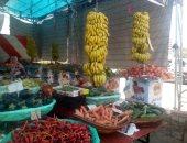 """صور.. أهالى الدقهلية عن مبادرة """"كلنا واحد"""" لبيع الخضار والفاكهة: نتمنى استمرارها"""