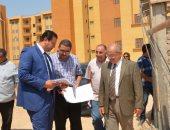 صور.. رئيس جامعة أسيوط: الانتهاء من 85% من توصيلات المياه والكهرباء الجديدة