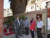 """وكيل """"تعليم كفر الشيخ"""" تتابع اللمسات النهائية بالمدارس استعداداً للعام الدراسى"""