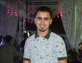 """صور.. """"أحمد"""" ضحية التحرش.. دافع عن شقيقته فاقتحم المتهم منزله وهشم رأسه"""