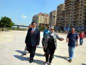 محافظ القليوبية: مشروع شارع مصر يوفر 754 فرصة عمل مباشرة
