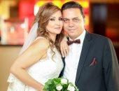 صور.. النائب إيهاب غطاطى يحتفل بزفافه على الدكتورة فيكتورى حمود