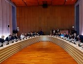 """صور.. """"بريكست"""" يتصدر مناقشات قادة الاتحاد الأوروبى فى قمتهم غير الرسمية بالنمسا.. الاقتصاد ومعضلة أيرلندا أبرز التحديات للوصول إلى اتفاق بين بريطانيا وأوروبا.. رئيس المفوضية الأوروبية يؤكد أن التوافق صعب المنال"""