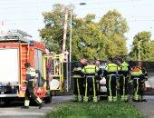 صور.. مقتل 4 أطفال فى هولندا بسبب اصطدام قطار بدراجة