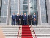وكيل مجلس النواب يؤكد اهتمام مصر بتعزيز العلاقات الوثيقة مع دولة أذربيجان
