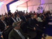 صور.. بدء مؤتمر  المنطقة اللوجستية بطنطا بحضور رئيس جهاز تنمية التجارة الداخلية
