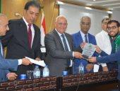 محافظ بورسعيد: المرحلة الحالية تشهد إعادة بناء الإنسان المصرى