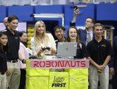 صور.. إيفانكا ترامب والسيناتور تيد كروز يلتقيان طلاب المدارس الثانوية بأمريكا