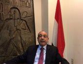 مندوب مصر بالأمم المتحدة: الرئيس السيسى يهتم بتطوير البنية التحتية بأفريقيا