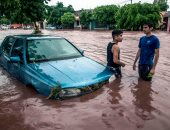 مصرع 34 شخصا نتيجة فيضانات فى غانا