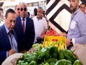 """صور.. إقبال كبير على معارض """"كلنا واحد"""" لمديرية أمن كفر الشيخ"""