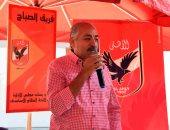 صور.. العامرى فاروق: الأهلي أول من طالب بإعداد لائحة خاصة
