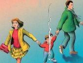 """""""الطلاق أصعب للرجل أو المرأة؟"""".. تجارب الشباب تؤكد: الأطفال يدفعون الثمن"""