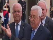 الرئيس الفلسطينى: لم نرفض من قبل أى مفاوضات مع إسرائيل سواء سرية أو علنية