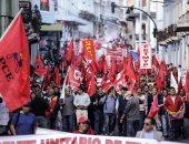 صور.. مظاهرات فى الإكوادور ضد الإجراءات الاقتصادية للرئيس مورينو