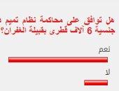 %81 من القراء يوافقون على محاكمة نظام تميم لسلبه جنسيات 6 ألاف قطرى