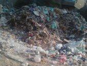 قارئ يشكو من انتشار القمامة بمنطقة العمرانية بالجيزة