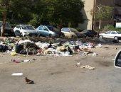 قارئ يشكو من انتشار القمامة بالحى العاشر بمدينة نصر