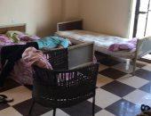 صور.. ضبط مركز غير مرخص لعلاج الإدمان فى بنى سويف