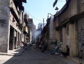 صور.. هنا حى المسابك بالإسكندرية.. أثار تحفظات البيئة وانتهى إلى احتضار