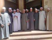 انطلاق قافلة دعوية بمساجد العجمى والدخيلة بالإسكندرية