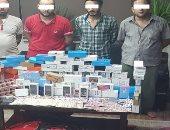 القبض على لصوص سرقوا عاملين بإحدى شركات المحمول فى شبرا الخيمة