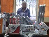 القبض على سائق سرق أدوات صحية بـ54 ألف جنيه بالأزبكية