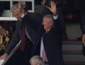 احتفال خاص بعودة فيرجسون إلى مانشستر يونايتد.. فيديو