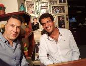 """المخرج محمد حمدى ضيف برنامج """"بلاتوه"""" على الفضائية المصرية"""