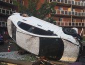 إعصار عنيف يضرب كندا ويتسبب بأضرار جسيمة