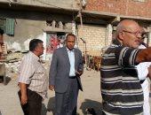 محافظ الإسكندرية يشدد على تكثيف حملات إزالة الإشغالات بالأحياء