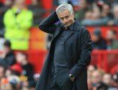 مورينيو يهاجم لاعبى مانشستر يونايتد بعد التعادل مع ولفرهامبتون