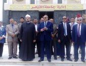 وزير الأوقاف لطلاب جامعة الأزهر: لا تنساقوا وراء من يريدون هدم البلاد
