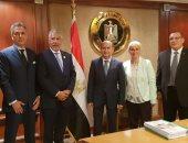 وزير التجارة يعلن إقامة المهرجان الرابع للتمور بواحة سيوة نوفمبر المقبل