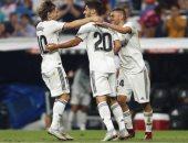 ملخص وأهداف مباراة ريال مدريد ضد إسبانيول 1 - 0 فى الدوري الإسباني
