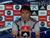 مدرب ريال مدريد: عانينا أمام إسبانيول ولكن النقاط الثلاث الأهم