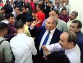 فيديو.. المحرصاوى لطلبة إعلام: هناك من يحاول النيل من مؤسسة الأزهر العريقة