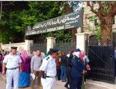 صور.. جولات ميدانية لمديرى الأمن على المدارس بمختلف المحافظات