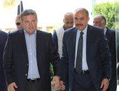 صور..  وزير قطاع الأعمال العام يتفقد شركتي ممفيس والنيل للأدوية
