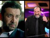 """بعد """"الفيل الأزرق"""".. خالد الصاوى يتعاقد على فيلم """"الفارس"""" لكريم عبد العزيز"""