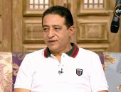 الفنان محمد يسرى والموسيقار يحى الموجى فى ضيافة إدوارد بالقاهرة اليوم