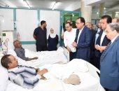 صور.. رئيس الوزراء :مستشفى الأورمان للقلب بأسيوط أجرى 415 عملية قلب ضمن قوائم الانتظار