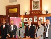 """بنك مصر يوقع اتفاقية تقديم خدمات مصرفية لدعم رائدات الأعمال مع """"التمويل الدولية"""""""