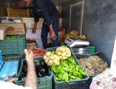 صور.. مباحث التموين بالغربية تنظم قافلة لبيع السلع الغذائية بأسعار مخفضة بطنطا