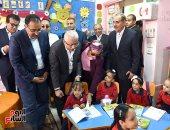 فيديو.. رئيس الوزراء يتفقد المدرسة الثانوية بأسيوط الجديدة