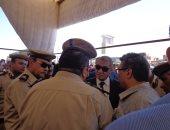 مدير أمن بنى سويف يتفقد وحدات تجديد الرخص والبطاقات ضمن مبادرة الرئيس