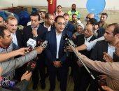 رئيس الوزراء يصل سوهاج لتفقد مشروعات تنموية وخدمية