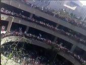"""شاهد عيد ميلاد بحضور 10 ألاف شخص بعد دعوة شاب جزائرى لمتابعيه على """"سناب شات"""""""